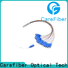 quality assurance optical cord splitter 02 foreign trade for global market