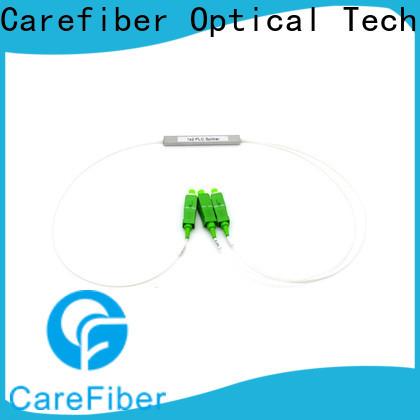 Carefiber quality assurance optical splitter best buy cooperation for communication