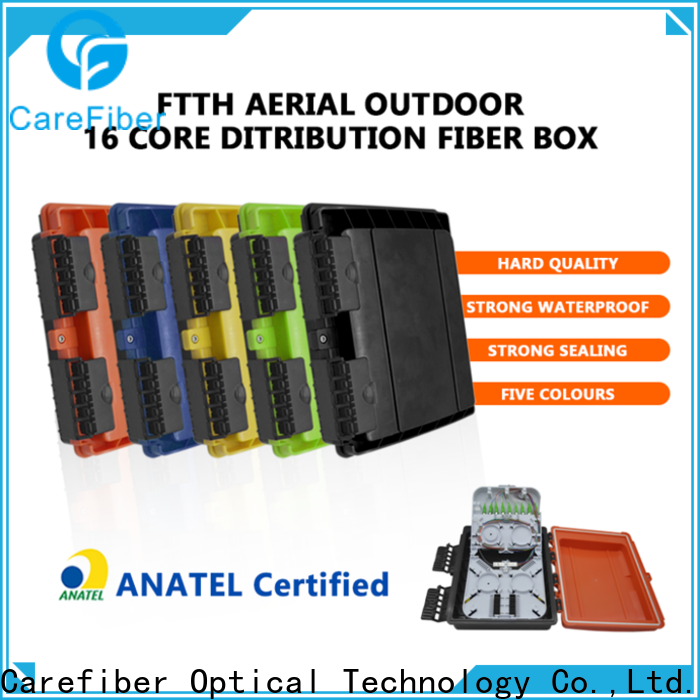 mass-produced fiber optic distribution box distribution order now for importer