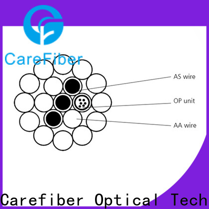 high quality overhead ground wire opgw order online for wholesale
