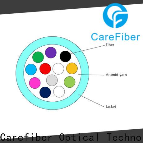 Carefiber gjbfjv cable optica maker for building
