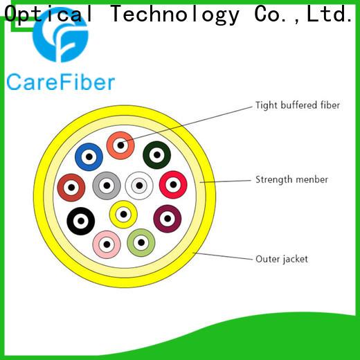 high volume fiber optic supply gjfv provider for indoor environment