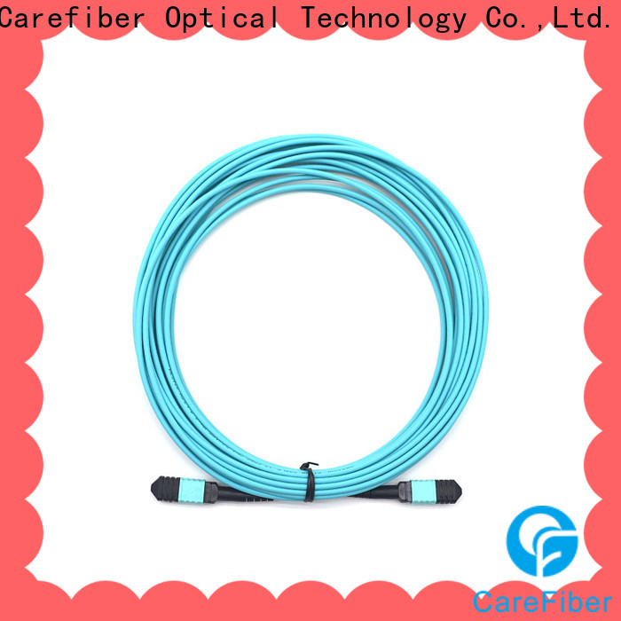 Carefiber mpompoom312f30mmlszh1m fiber optic patch cord trader for connections