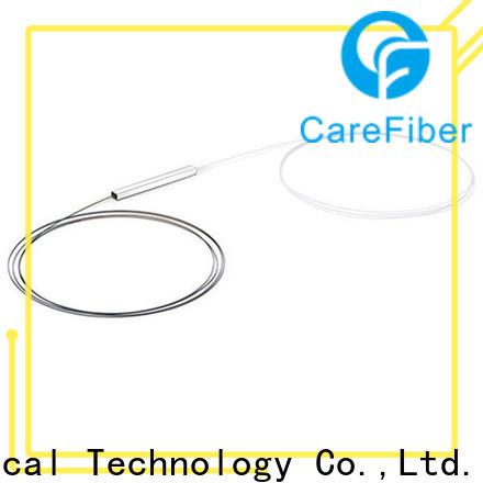 Carefiber most popular plc fiber splitter cooperation for global market