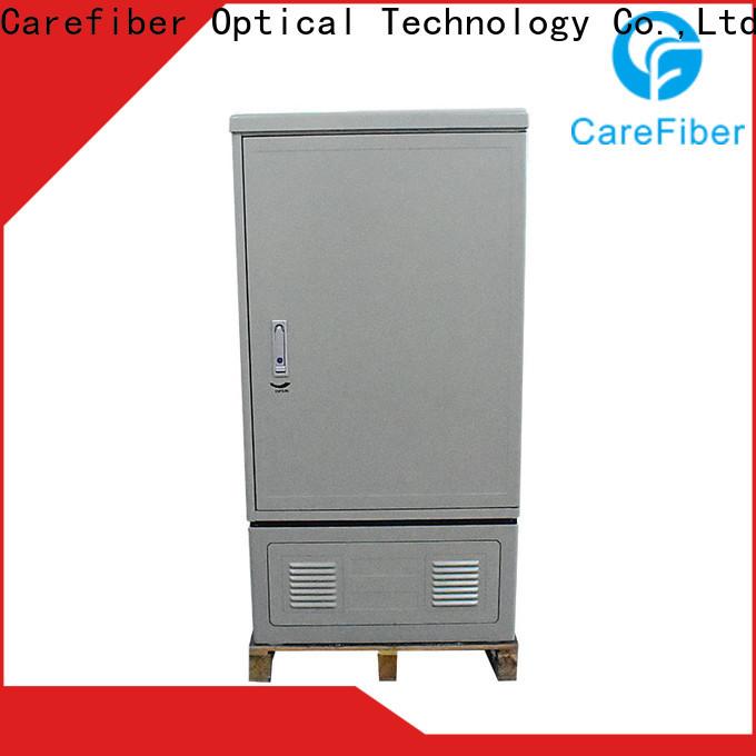 Carefiber best optical cabinet provider for commercial industry