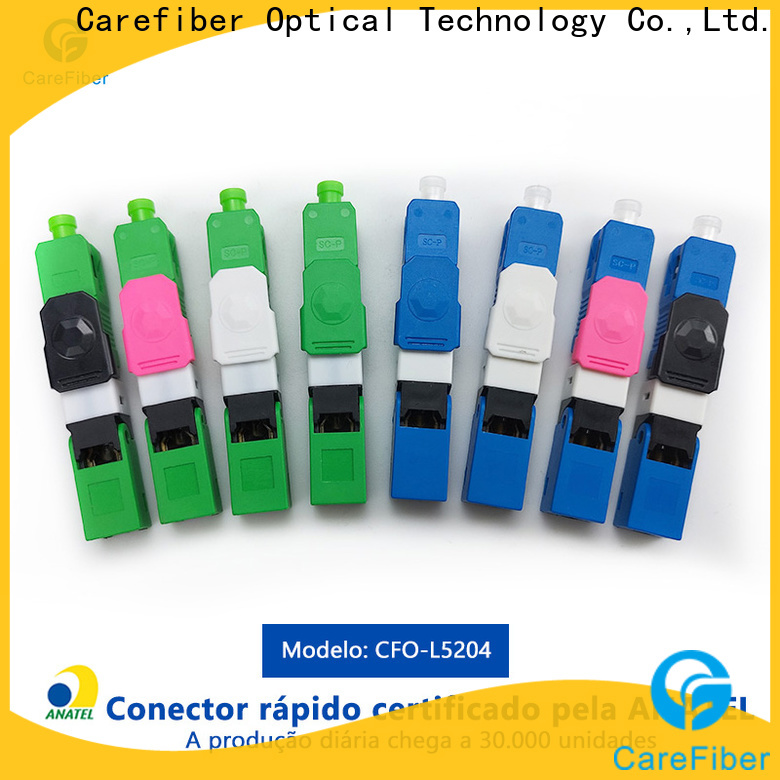 Carefiber China fiber optic cable types manufacturer for communication