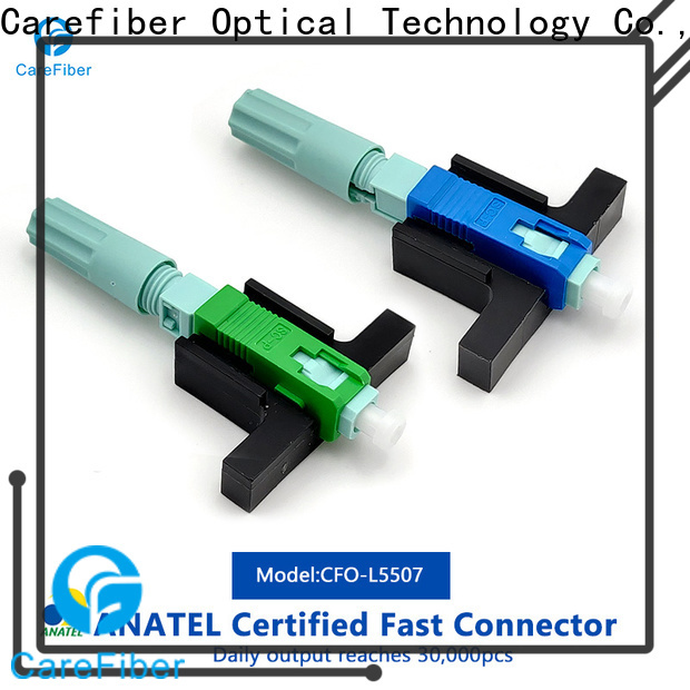 best fiber optic cable connector types optic provider for consumer elctronics