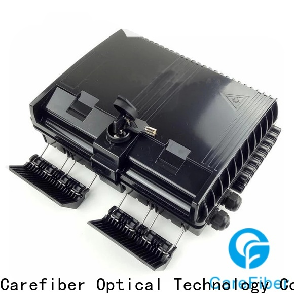 Carefiber quick delivery fiber optic box from China for importer