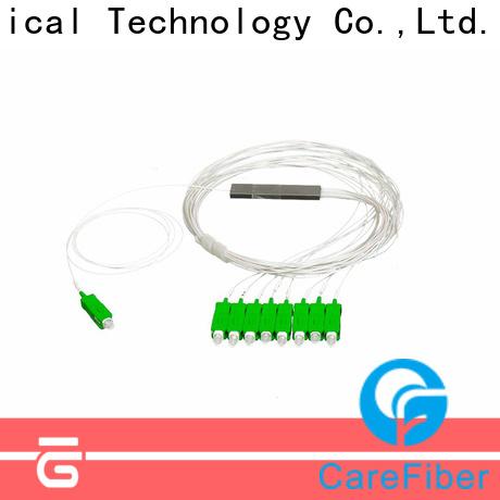 Carefiber 1x4 plc optical splitter trader for communication