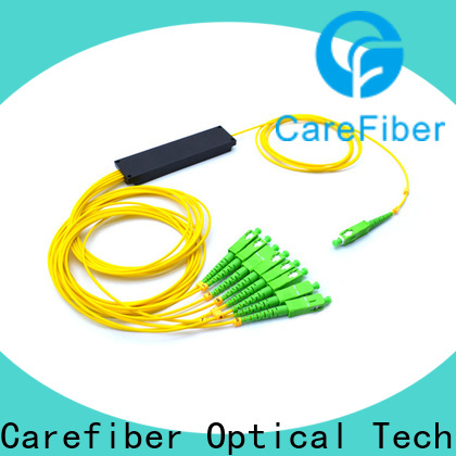quality assurance best optical splitter plc cooperation for industry