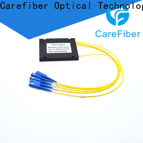 quality assurance digital optical cable splitter 1x16plc trader for industry