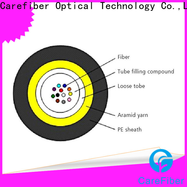 credible fiber optic light cable gcyfxty manufacturer for importer