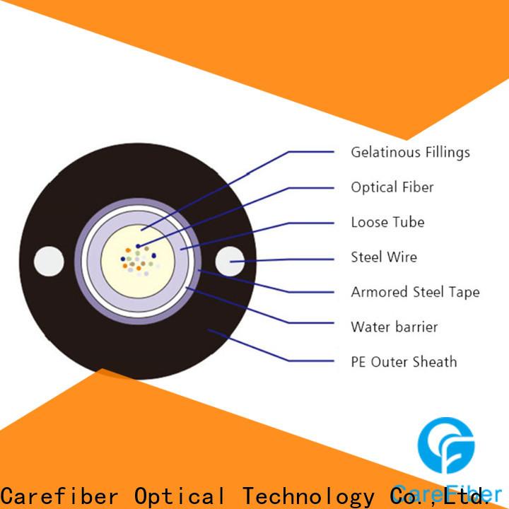 Carefiber gyxtw fiber optic kit wholesale for merchant