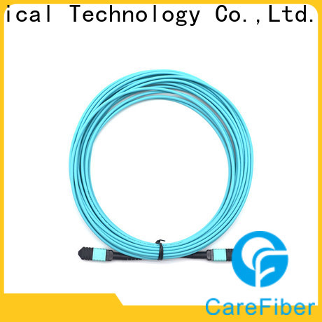 Carefiber mpompoom412f30mmlszh10m fiber patch cord trader for connections