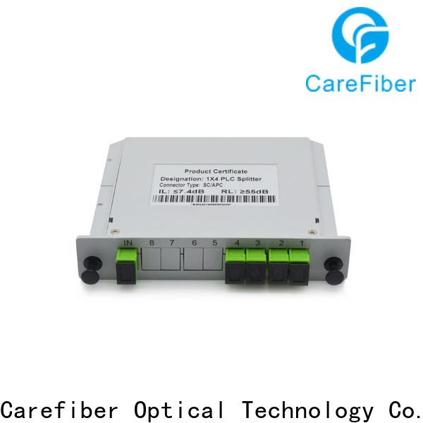 Carefiber steel optical splitter best buy trader for industry