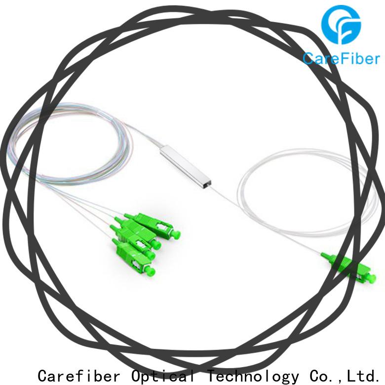 Carefiber quality assurance best optical splitter trader for industry