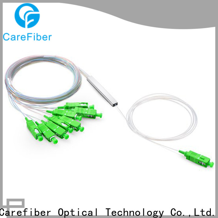 Carefiber cable best optical splitter trader for global market