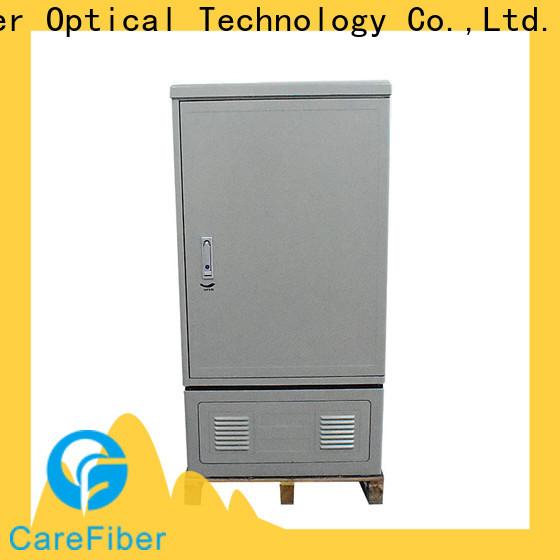 Carefiber new fiber distribution cabinet provider for commercial industry