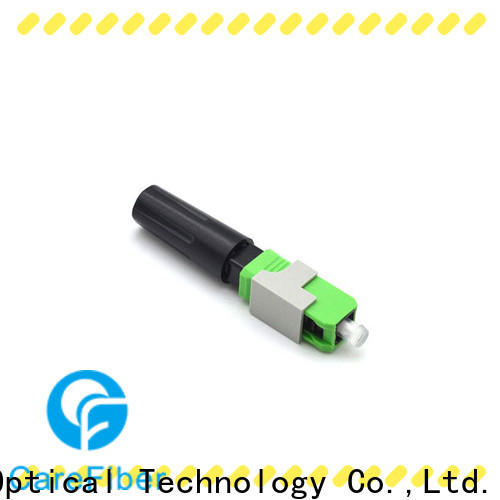 Carefiber assembly fiber optic lc connector factory for distribution