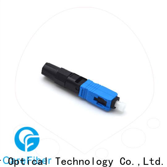 Carefiber best lc fiber connector trader for consumer elctronics