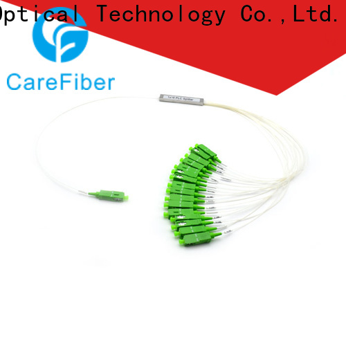 Carefiber best optical cable splitter foreign trade for industry