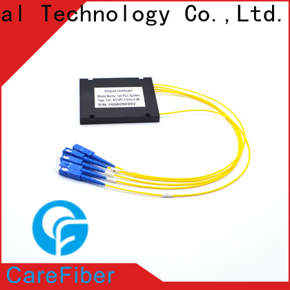 Carefiber 1x32 plc splitter trader for industry