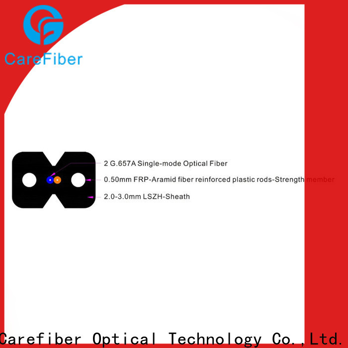 Carefiber gjxfh cable ftth trader for wholesale