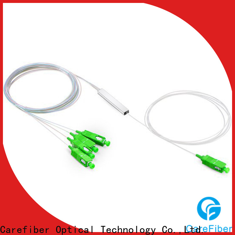 Carefiber best digital optical cable splitter foreign trade for communication