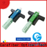 Carefiber cfoscupc fiber fast connector provider for distribution