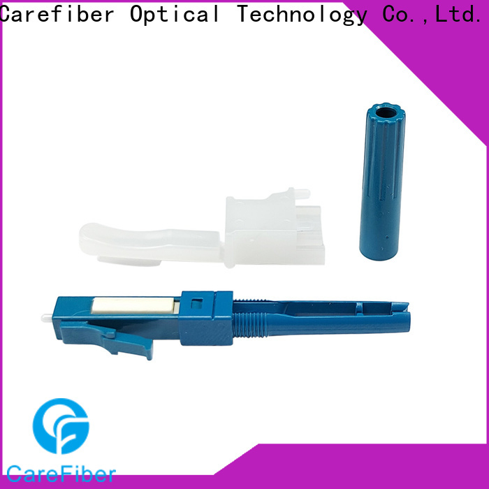 dependable fiber optic cable connector types cfoscupcl5301 factory for communication