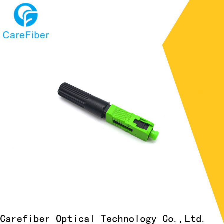 dependable fiber optic lc connector opticfast factory for consumer elctronics