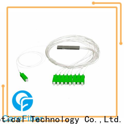 Carefiber mini plc optical splitter trader for communication
