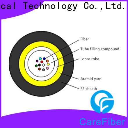 credible fiber optic network cable gcyfy order online for communication
