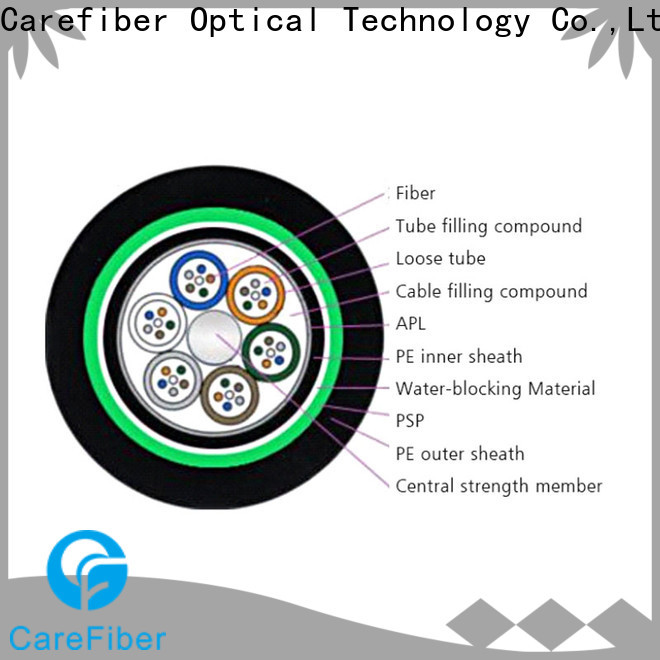 Carefiber gyxtw outdoor cable source now for communication