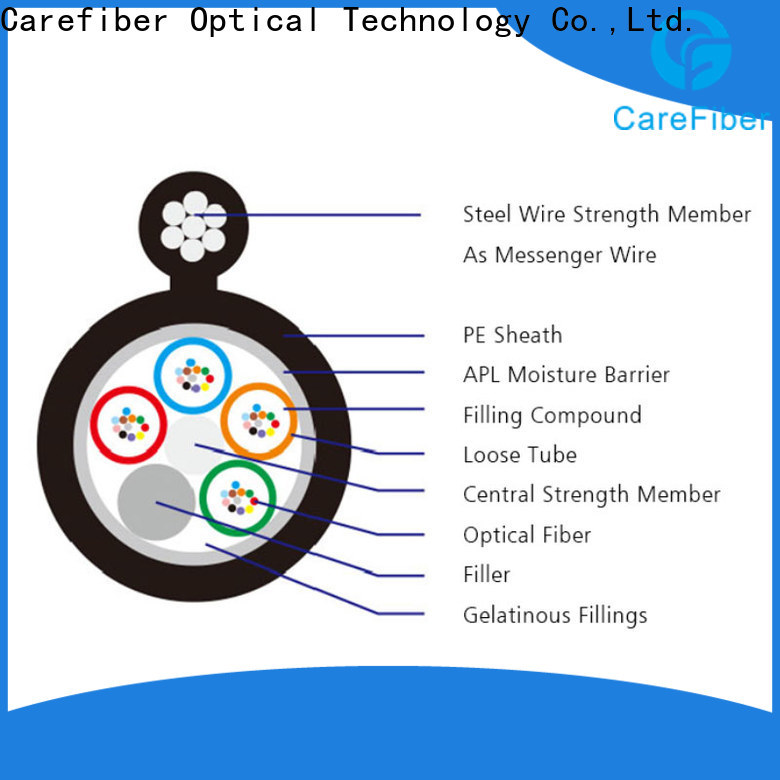 Carefiber commercial outdoor fiber cable wholesale for trader