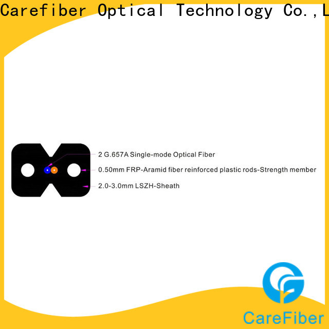 Carefiber highly recommended ftth fiber factory for wholesale