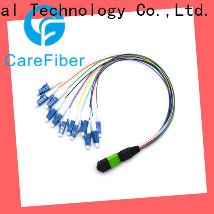 Carefiber high quality oem wiring harness customization for communication