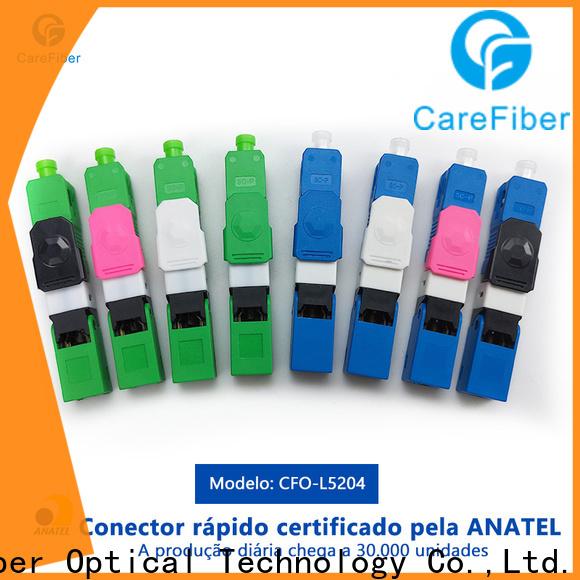bulk production fiber optic cable types China manufacturer for communication