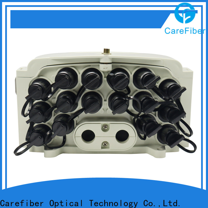 Carefiber distribution box from China for importer