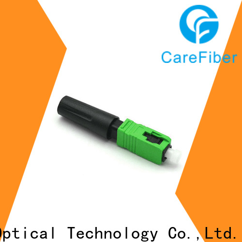 Carefiber connectorcfoscapcl5001 lc fiber connector provider for consumer elctronics