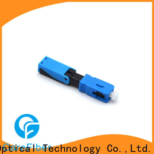 Carefiber dependable lc fast connector factory for communication