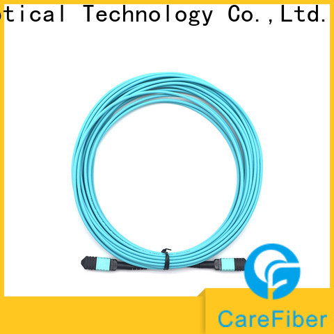 Carefiber mpompoom412f30mmlszh10m mtp patch cord cooperation for sale
