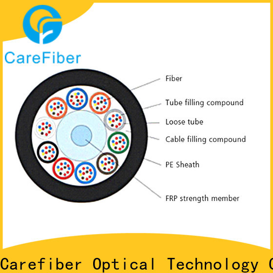 Carefiber gyta53 outdoor fiber optic cable buy now for communication