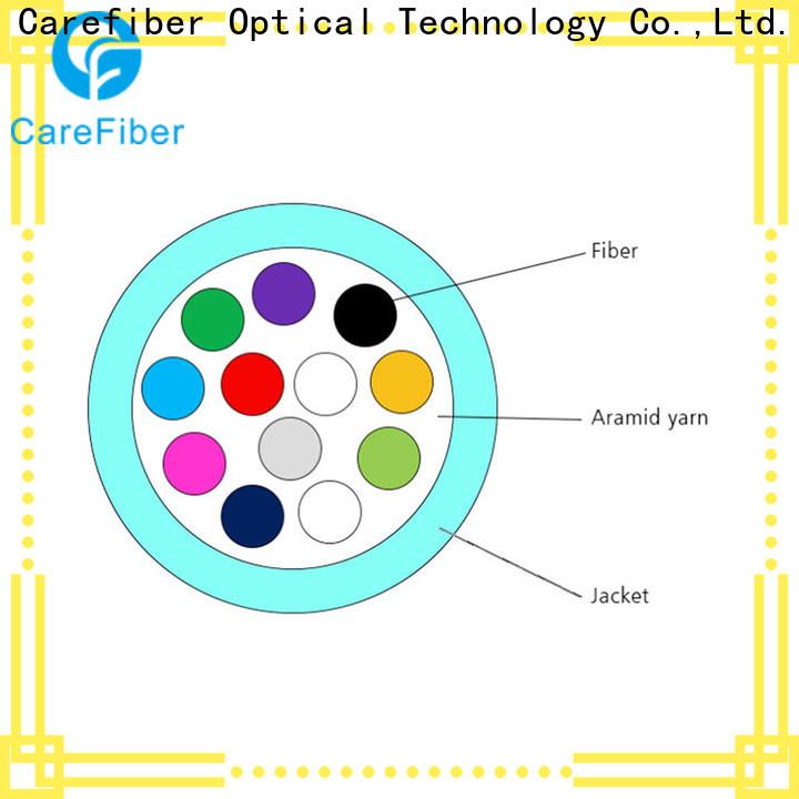 Carefiber gjbfjv cable optica provider for sale