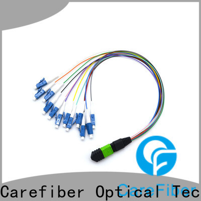 Carefiber economic cable wire harness customization for communication