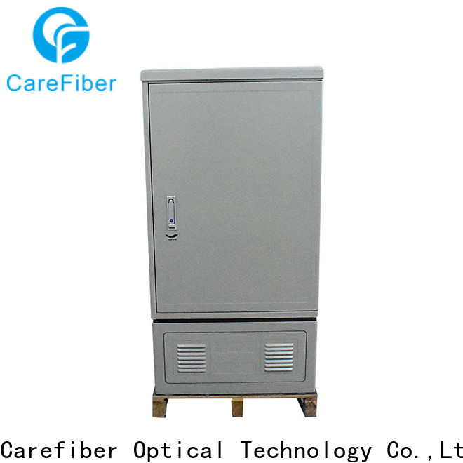 Carefiber outdoor distribution cabinet trader for commercial industry