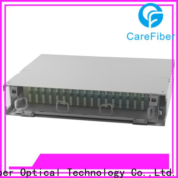 Carefiber optical odf panel provider for optical access network