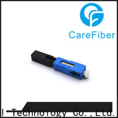 best fiber optic fast connector cfoscapcl6002 provider for communication