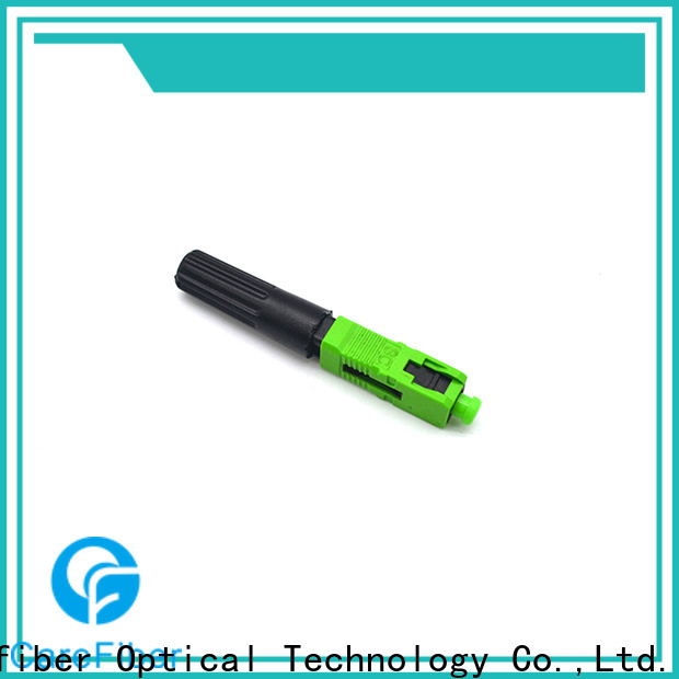 Carefiber dependable optical connector types provider for consumer elctronics