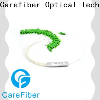 Carefiber splittercfowa16 best optical splitter cooperation for industry